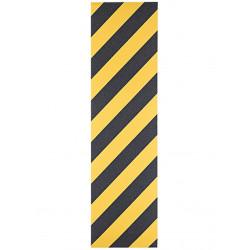 FKD Hazard Yellow/Black Griptape