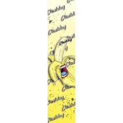 Chubby Wheels Co Banana Split GripTape