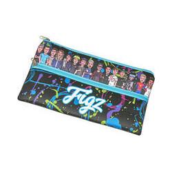 Figz Collection Splatter Pencil Case