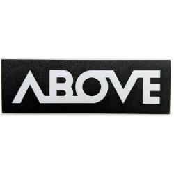 Above Classic Sticker