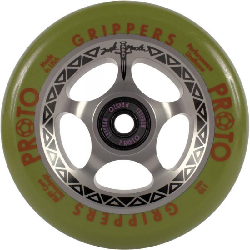 Proto Gripper Sign. Zack Martin wheels