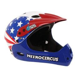 Nitro Circus H12  Stars & Stripes Full Face Helmet