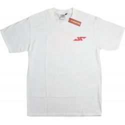 JP Logo T-shirt White