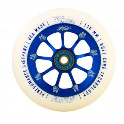 River Wheel « Pablo » Rapids Helmeri Pirinen Sign.