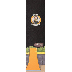 Figz Collection R. Williams Griptape XL V2