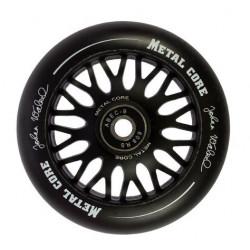 Metal Core Johan Walzel Wheel 110 mm Black