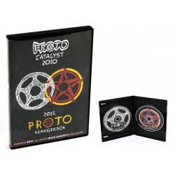 PROTO - Catalyst & Armageddon Twin Pack DVD Set