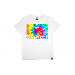 All Is Possible Square TieDye