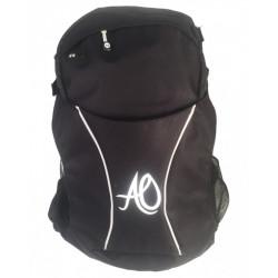 AO Backpack black/grey