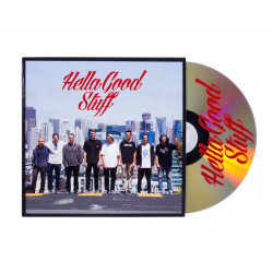 """Hella """"Good Stuff"""" Dvd"""
