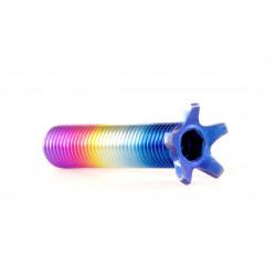 Ethic titanium compression screws
