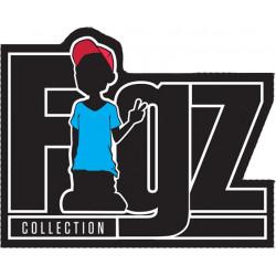 Figz Collection Figz Logo Sticker