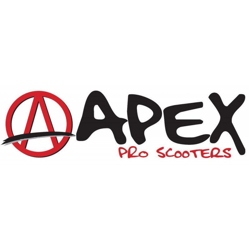 stickers apex original gotrott scooter
